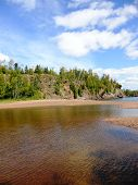 Lake Superior/Gooseberry state park