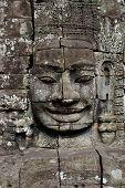 Angkor Wat - Smiling Face, Bayon
