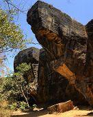 Naida Caves In Diu Island, Gujarat / India poster