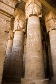 Hypostyle Hall, Dendera Temple, Egypt