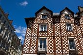 Rennes historic buildings