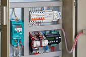Controller For Remote Control, Circuit Breakers, Magnetic Starters, Control Relay, Power Supply, Soc poster