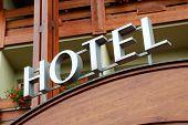 Generic Hotel Sign