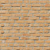 Textura de parede de tijolo.
