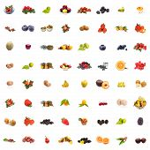 Collage Fruits