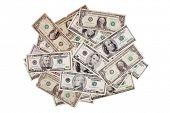 Photo of Dollars mount