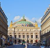 Opera of Paris, France