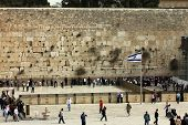 Jewish  Wailing Wall