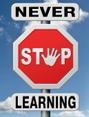 lifelong learning online adult education and knowledge building, home schooling. Never stop to learn