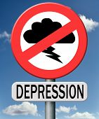 depression mental or economic crisis just bad luck or bank and stock crash mental health anxiety psychotherapy