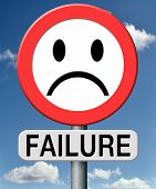 failure fail exam or attempt can be bad especially when failing ian important job task or in your st