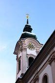 Loreto kirche, Salzburg, Austria