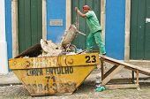 Cleanup at Salvador, Brazil