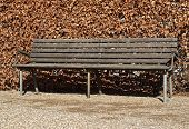 Classic Park Bench