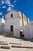 Church of SS. Medici. Massafra. Puglia. Italy.