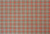 Scottish Tartan Check Pattern