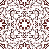 picture of brocade  - Background vintage flower - JPG