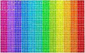 Spectral Ceramic Tiles