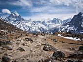 Himalayan Mountains, Everest Base Camp Trek
