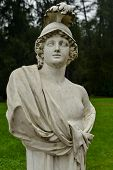 Greco-roman Statue Of Arkhangelskoye Palace
