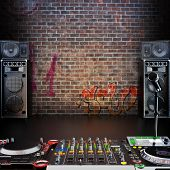 image of rap  - Dj R - JPG