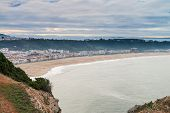 View Of Nazare