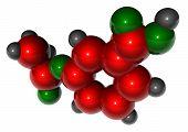 Aspirin Molekularen