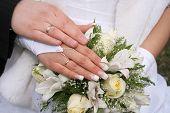 Hände verheiratet