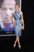 LOS ANGELES - APR 10:  Annie Marter arrives to the 'Transcendence' Los Angeles Premiere  on April 10