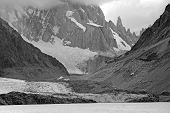 Glaciers and Ice in Patagonia