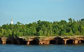 Apostle Island Sea Caves