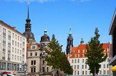 Schloss Street of Dresden