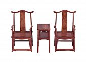 Chinese ancient furniture tables and chairs