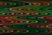 Neon Rainbow - Color Background of Abstract Art and Screensaver beauty