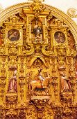 Basilica Altarpiece Cathedral Andalusia Granada Spain