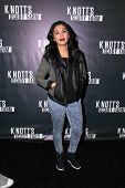 LOS ANGELES - OCT 3:  Chrissie Fit at the Knott's Scary Farm Celebrity VIP Opening  at Knott's Berry Farm on October 3, 2014 in Buena Park, CA