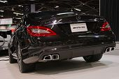 2015 Mercedes-benz Cls 63 At The Orange County International Auto Show