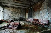 Chernobyl Hospital - Entrance Hall