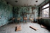 Chernobyl Hospital - Child Bed Room