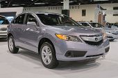 2015 Acura Rdx At The Orange County International Auto Show