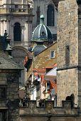 Cidade velha de Praga