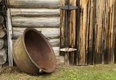 Rustic Cooking Pot
