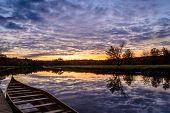 Jakes Landing After Sunset