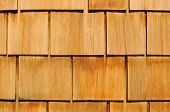 Wood Shingle Background