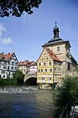 City Hall of Bamberg, Germany