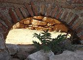 Ruins Basilica St. John in Selcuk Turkey