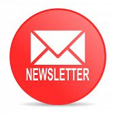 newsletter web icon