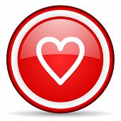 heart web icon