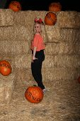 LOS ANGELES - OCT 4:  Bridget Marquardt at the RISE of the Jack O'Lanterns at Descanso Gardens on October 4, 2014 in La Canada Flintridge, CA