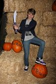 LOS ANGELES - OCT 4:  Jacob Hopkins at the RISE of the Jack O'Lanterns at Descanso Gardens on October 4, 2014 in La Canada Flintridge, CA